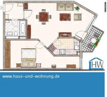 ZENTRAL UND DENNOCH RUHIG GELEGEN – RENOVIERT UND BEZUGSFERTIG, 50823 Köln, Etagenwohnung