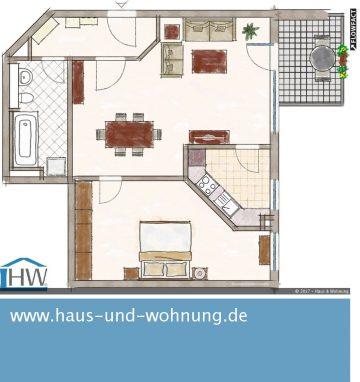 ERSTBEZUG NACH KERNSANIERUNG, 50823 Köln (Ehrenfeld), Etagenwohnung