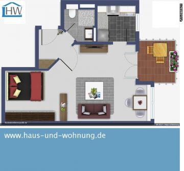 CLEVER GESCHNITTE  1-RAUM-WOHNUNG IN BELIEBTER LAGE VON EHRENFELD, 50823 Köln (Ehrenfeld), Erdgeschosswohnung