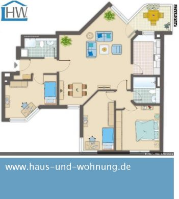 HELL UND CLEVER GESCHNITTEN – ZENTRAL UND VERKEHRSGÜNSTIG GELEGEN, 50823 Köln (Ehrenfeld), Etagenwohnung