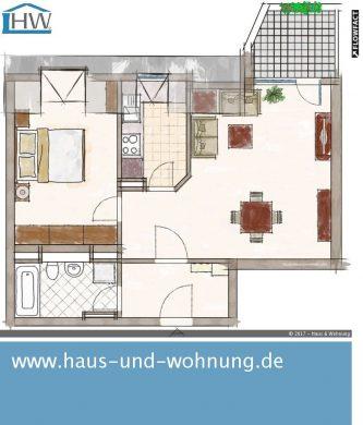 MITTEN IN SÜLZ, MITTEN IM LEBEN – SCHÖN GESCHNITTENE DACHGESCHOSSWOHNUNG MIT SONNIGER LOGGIA, 50937 Köln (Lindenthal), Dachgeschosswohnung
