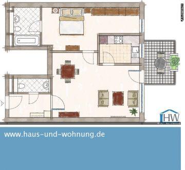 CLEVER GESCHNITTENE SINGELWOHNUNG – ZENTRAL UND DENNOCH RUHIG GELEGEN, 50823 Köln (Ehrenfeld), Etagenwohnung