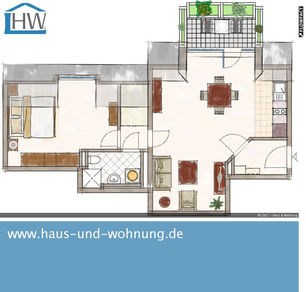 haus und wohnung markus l hr clever geschnittene dachgeschosswohnung im beliebten agnesviertel. Black Bedroom Furniture Sets. Home Design Ideas