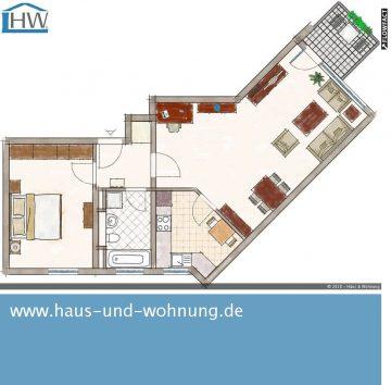 ZENTRAL UND DENNOCHRUHIG GELEGEN – SONNIGER WESTBALKON INKLUSIVE, 50823 Köln (Ehrenfeld), Etagenwohnung