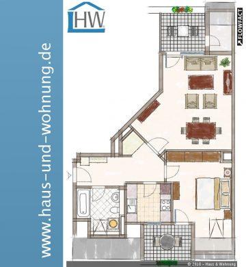 SELTENE GELEGENHEIT – FRISCH RENOVIERTE DACHGESCHOSSWOHNUNG MITTEN IN SÜLZ, 50937 Köln (Lindenthal), Dachgeschosswohnung