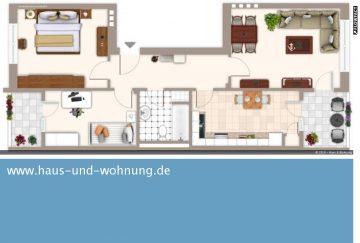 SCHÖNE DREI-RAUM-WOHNUNG IN BELIEBTER LAGE VON KLETTENBERG  –  EINBAUKÜCHE INKLUSIVE, 50939 Köln (Lindenthal), Etagenwohnung