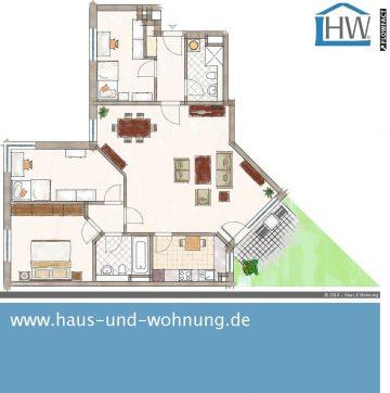 VERMIETEN ODER LIEBER SELBER WOHNEN?  CLEVER GESCHNITTENE 4 RAUM-WHG IN BELIEBTER LAGE VON EHRENFELD, 50823 Köln (Ehrenfeld), Erdgeschosswohnung